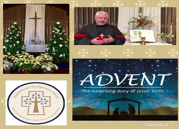 Advent...Waiting and Hoping - Services on-line