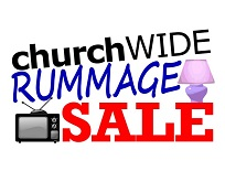 Huge Church Rummage Sale May 7, 8, and 9