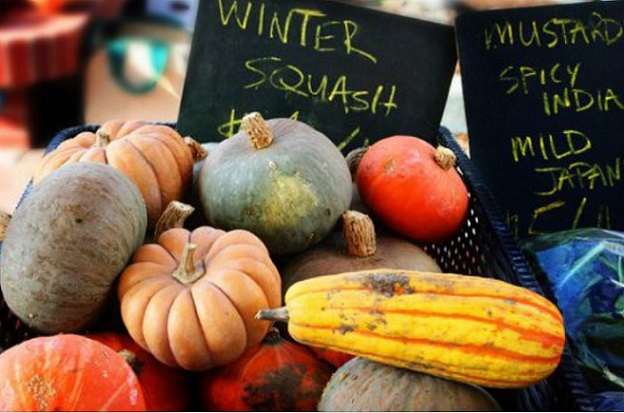 Winter farmers' market Nov. 18, 10:30 - 1 PM. Many vendor offerings and a potato bar for purchase. Stop by!