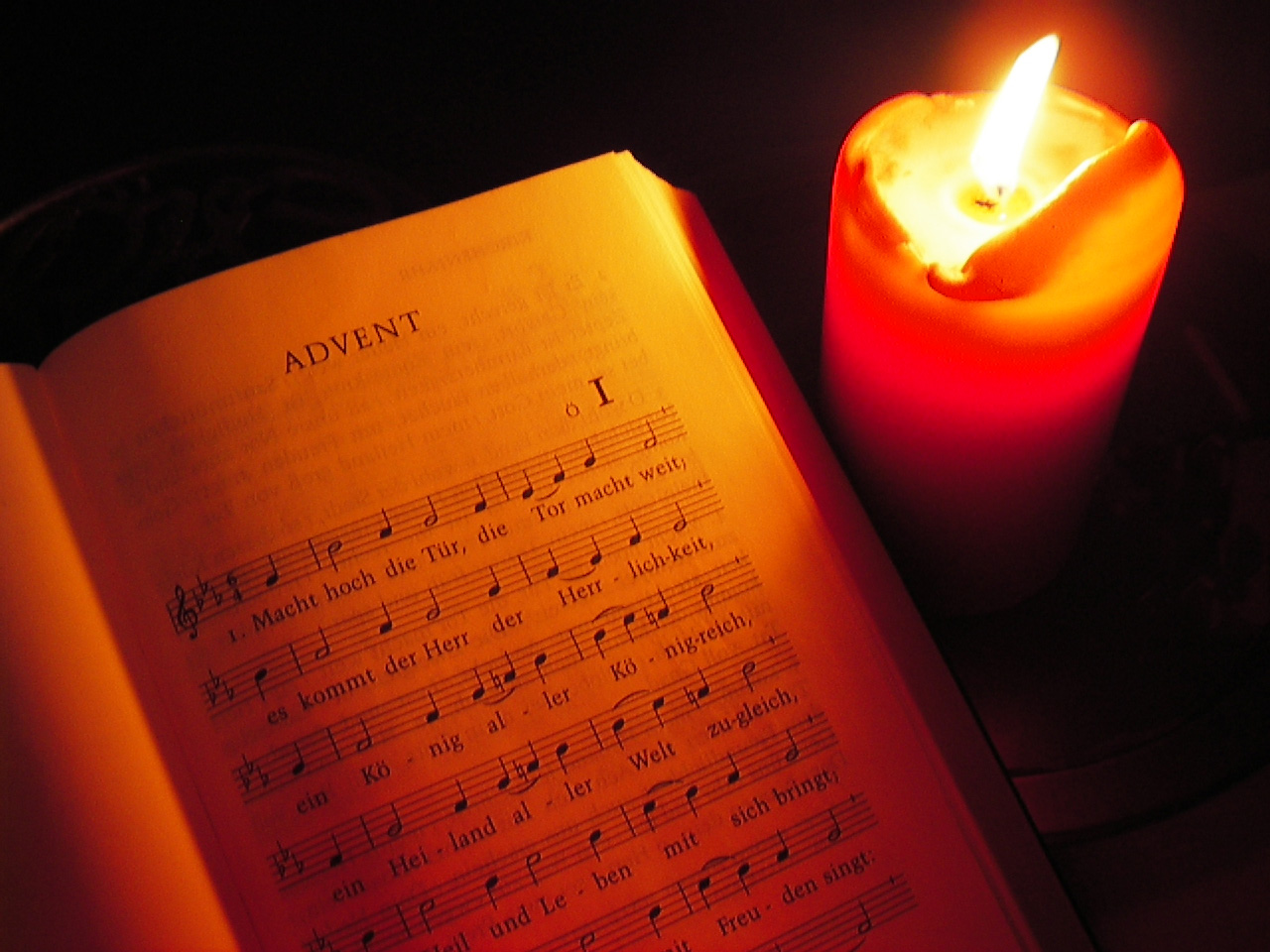 Advent Evening Prayer, Thurs. Dec 4, 11, 18 @ 7 p.m.