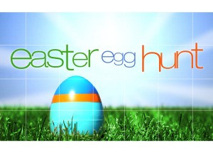 Easter Egg Hunt on Mar 28, 1 to 3 PM