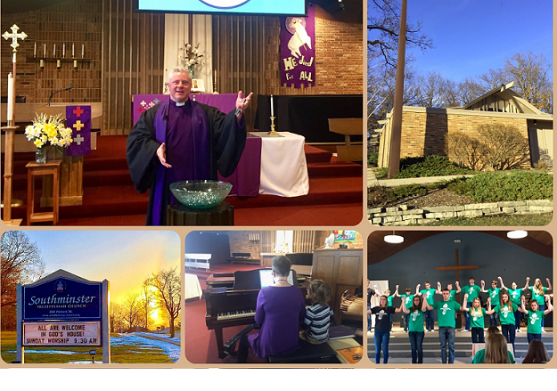 Join us! Sunday worship at 9:30 a.m. and education for all at 10:45 a.m.