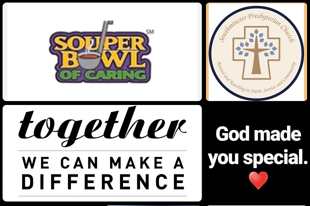 Souper Bowl of Caring Feb 7th — Click Here to Learn How to Tackle Hunger