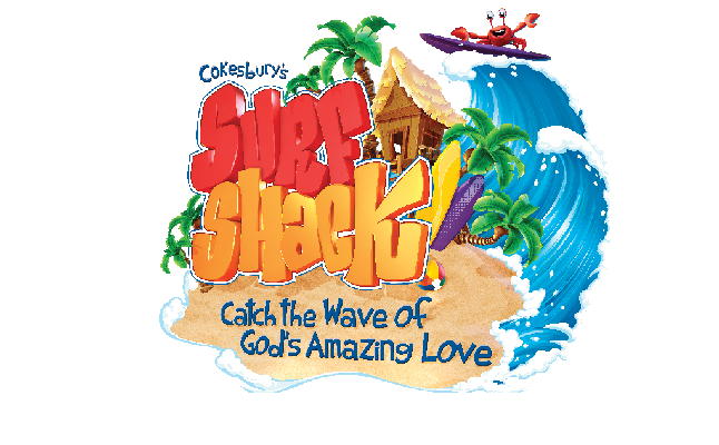 VBS is happening! join August 2nd-5th Join us at the Surf Shack